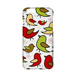 Decorative birds pattern Apple iPhone 6/6S Hardshell Case