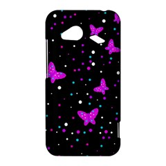 Pink butterflies  HTC Droid Incredible 4G LTE Hardshell Case