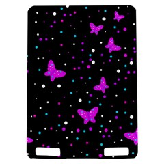 Pink butterflies  Kindle Touch 3G