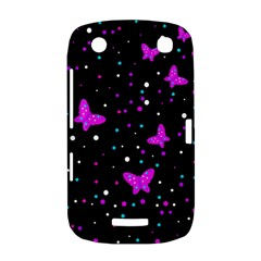 Pink butterflies  BlackBerry Curve 9380