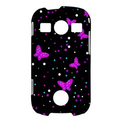 Pink butterflies  Samsung Galaxy S7710 Xcover 2 Hardshell Case
