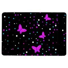 Pink butterflies  iPad Air 2 Flip