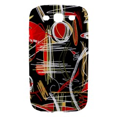 Artistic abstract pattern Samsung Galaxy S III Hardshell Case