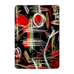 Artistic abstract pattern Kindle 4