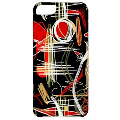 Artistic abstract pattern Apple iPhone 5 Classic Hardshell Case