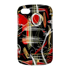 Artistic abstract pattern BlackBerry Q10