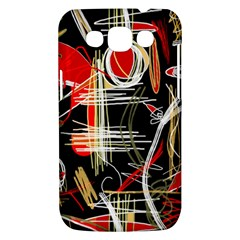 Artistic abstract pattern Samsung Galaxy Win I8550 Hardshell Case