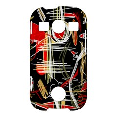 Artistic abstract pattern Samsung Galaxy S7710 Xcover 2 Hardshell Case