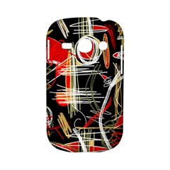 Artistic abstract pattern Samsung Galaxy S6810 Hardshell Case