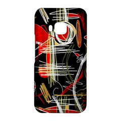 Artistic abstract pattern HTC One M9 Hardshell Case