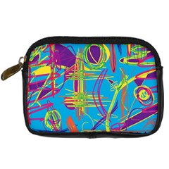 Colorful abstract pattern Digital Camera Cases