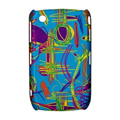 Colorful abstract pattern Curve 8520 9300