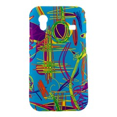 Colorful abstract pattern Samsung Galaxy Ace S5830 Hardshell Case