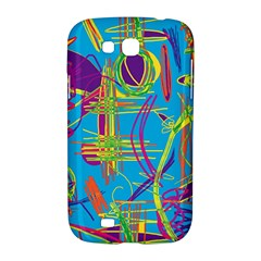 Colorful abstract pattern Samsung Galaxy Grand GT-I9128 Hardshell Case