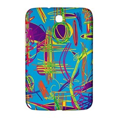 Colorful abstract pattern Samsung Galaxy Note 8.0 N5100 Hardshell Case