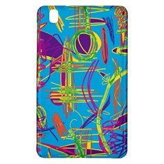 Colorful abstract pattern Samsung Galaxy Tab Pro 8.4 Hardshell Case