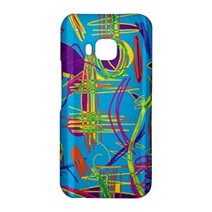 Colorful abstract pattern HTC One M9 Hardshell Case