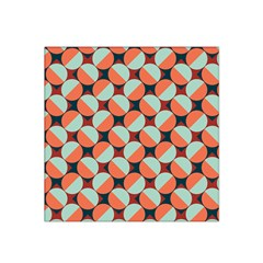 Modernist Geometric Tiles Satin Bandana Scarf