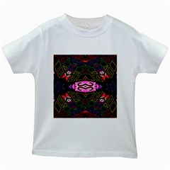 Ililii Kids White T Shirts