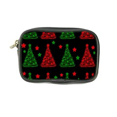 Decorative Christmas trees pattern Coin Purse