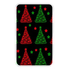 Decorative Christmas trees pattern Memory Card Reader