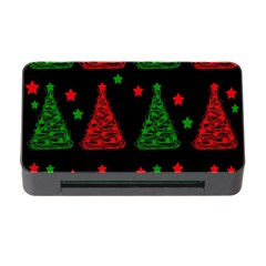 Decorative Christmas trees pattern Memory Card Reader with CF