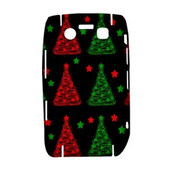 Decorative Christmas trees pattern Bold 9700