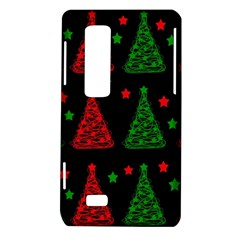 Decorative Christmas trees pattern LG Optimus Thrill 4G P925