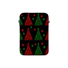 Decorative Christmas trees pattern Apple iPad Mini Protective Soft Cases