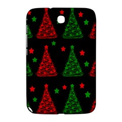Decorative Christmas trees pattern Samsung Galaxy Note 8.0 N5100 Hardshell Case