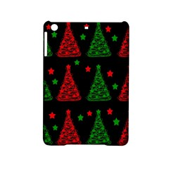 Decorative Christmas trees pattern iPad Mini 2 Hardshell Cases
