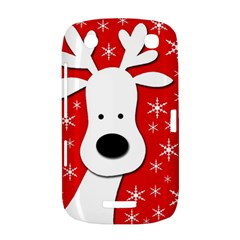 Christmas reindeer - red BlackBerry Curve 9380