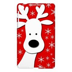 Christmas reindeer - red Nexus 7 (2013)
