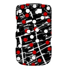 Red and white dots Torch 9800 9810