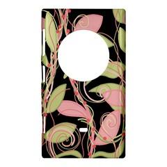 Pink and ocher ivy Nokia Lumia 1020