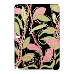 Pink and ocher ivy Samsung Galaxy Tab Pro 12.2 Hardshell Case