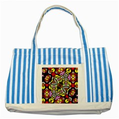 Onest Striped Blue Tote Bag