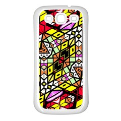 Onest Samsung Galaxy S3 Back Case (white)