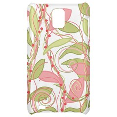 Pink and ocher ivy 2 Samsung Infuse 4G Hardshell Case