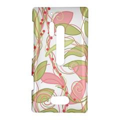 Pink and ocher ivy 2 Nokia Lumia 928