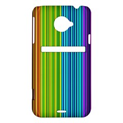 Colorful lines HTC Evo 4G LTE Hardshell Case