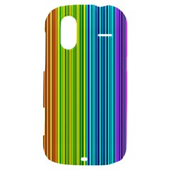 Colorful lines HTC Amaze 4G Hardshell Case