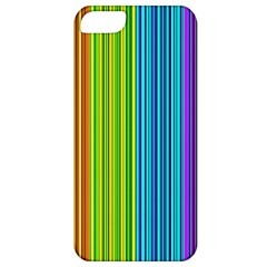 Colorful lines Apple iPhone 5 Classic Hardshell Case