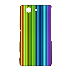 Colorful lines Sony Xperia Z3 Compact