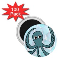 Octopus 1.75  Magnets (100 pack)