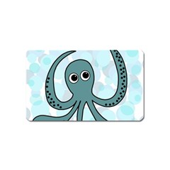 Octopus Magnet (Name Card)