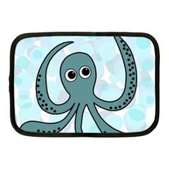 Octopus Netbook Case (Medium)