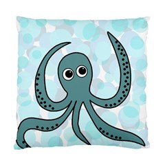 Octopus Standard Cushion Case (One Side)
