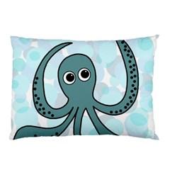 Octopus Pillow Case