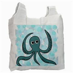 Octopus Recycle Bag (Two Side)